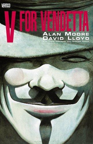 V for Vendetta by Alan Moore (2005-10-12)