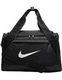 a85055d9dc48 Nike Unisex Polyester Black Mini Duffle Bag