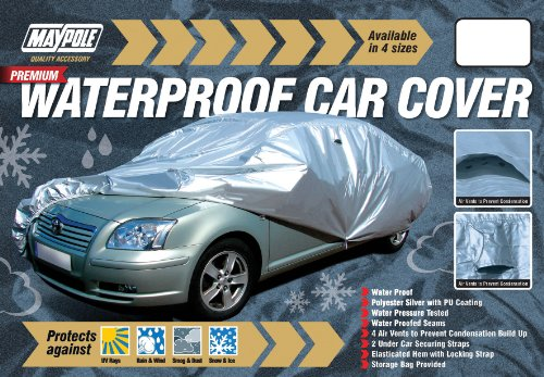 Maypole MP331 Small Premium Waterproof Car Cover