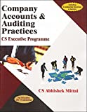 Sangeet Kedia's Company Accounts & Auditing Practices for CS Executive December 2017 Exam by Abhishek Mittal