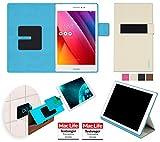 reboon Hülle für Asus ZenPad S 8.0 Tasche Cover Case Bumper | in Beige | Testsieger
