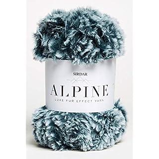 Sirdar Alpine Fur Effect Yarn 50g - 409 Laurel
