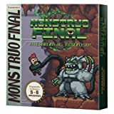 Monstruo Final - Aterrizaje forzoso (Edge Entertainment EEBWBM04)