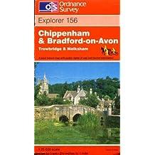 Chippenham and Bradford-on-Avon (Explorer Maps)