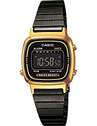 Casio Collection Damen-Armbanduhr LA670WEGB-1BEF