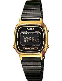 Casio Collection Damen-Armbanduhr LA670WEGB-1BEF