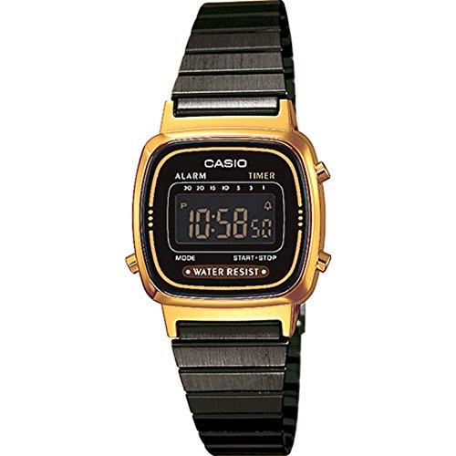 Reloj Casio para Mujer LA670WEGB-1BEF