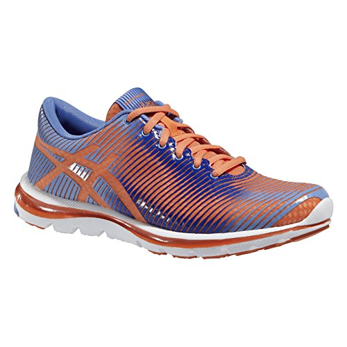 ASICS Performance Damen Laufschuhe orange 10
