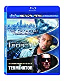 Action Hero Collection - 3 Movies: The Day After Tomorrow + i,Robot + The Terminator (3-Disc Box Set)