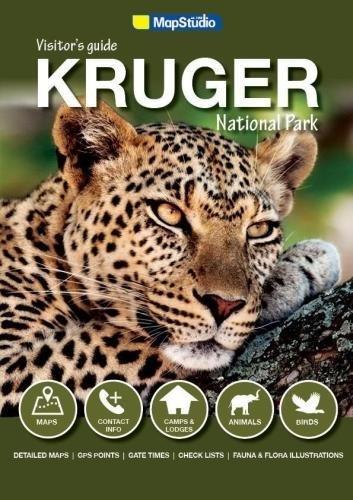 Kruger National Park Visitors Guide (National Park Tiere)
