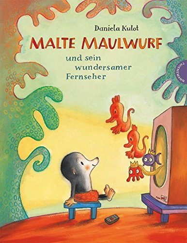 Cover des Mediums: Malte Maulwurf und sein wundersamer Fernseher