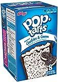Kelloggs Pop Tarts Cookies & Cream 400g