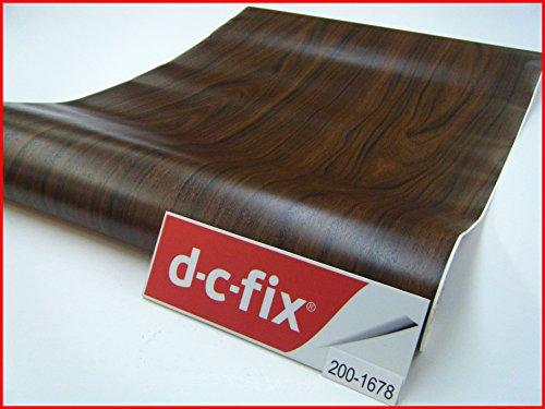 dc-fix-venatura-del-legno-di-noce-naturale-1-m-x-45-cm-in-vinile-autoadesive-plastica-contact-paper-