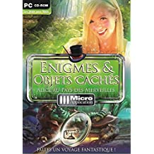 Enigmes et objets cachés:  Alice au Pays des Merveilles