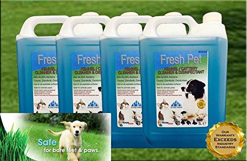 4x-5l-frais-pet-produit-dsinfectant-pour-niche-chatterie-nettoyant-dsodorisant-alpin-fresh
