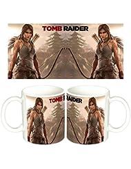 Tomb Raider Lara Croft F Tasse Mug