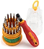 Photron Magnetic ScrewDriver 31 in 1 Tool Kit