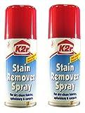 2x Kilrock K2R smacchiatore Spray 100ml per secco Uomo in tessuto e lavabile