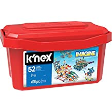 Knex - Juego de construcción para niños de 618 piezas ...