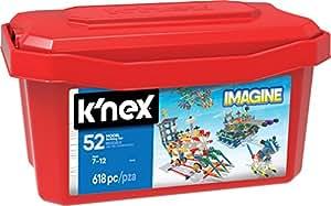 Knex 52 Model Building Set