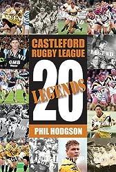 Twenty Legends: Castleford Rugby League