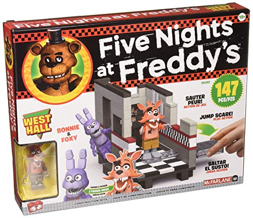 Five Nights at Freddy's - West Hall Medium Construction Set