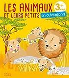 C'est facile d'apprendre avec les autocollants !: les animaux et leurs petits - Dès 3 ans