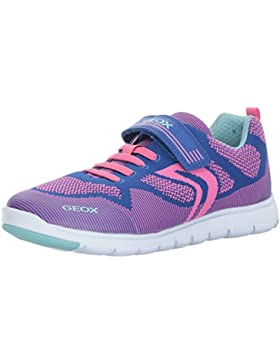 Geox J Xunday G.B. zapatillas de deporte de chicas