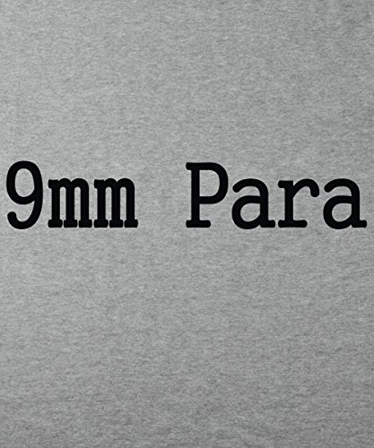 -- 9MM Para Jäger & Schützen -- Girls T-Shirt Sports Grey