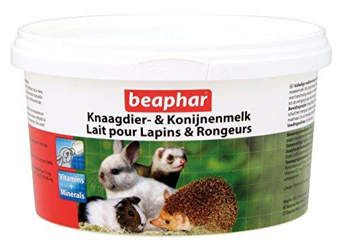 Beaphar Leche maternisé–Conejo y roedores–200g