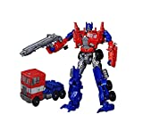 #9: Transformers Age of Extinction Generations Deluxe Class Optimus Prime Figure
