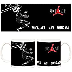 Taza Michael Air Jordan Chicago Bulls