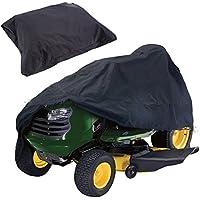 1PC copertura impermeabile per tagliaerba in tessuto Oxford resistente ai raggi UV Lawn Tractor cover protettiva riding Mower proteggere case - Utensili elettrici da giardino - Confronta prezzi