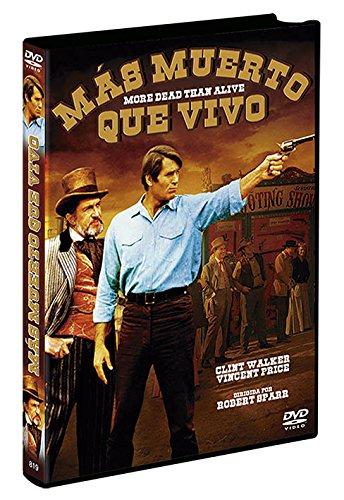 More Dead Than Alive (1969) (Region 2)
