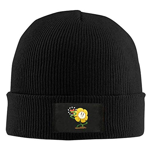 Kotdeqay Winter Beanie Hats Skull Knit Cap Slouchy Unisex That's How I Roll Bowling Black -