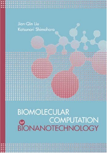 Biomolecular Computation for Bionanotechnology-cover