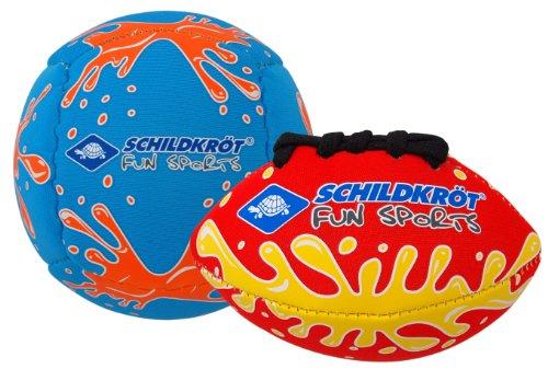 Schildkröt Funsports Neopren Mini BALL-DUO-PACK, 2er Set Mini-Bälle 970182