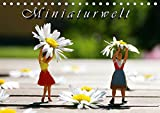 Miniaturwelt (Tischkalender 2019 DIN A5 quer): Ein Kalender mit kleinen Leuten für große Leute. (Monatskalender, 14 Seiten ) (CALVENDO Kunst)
