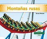 Montañas Rusas (Roller Coasters) (En El Parque De Atracciones)