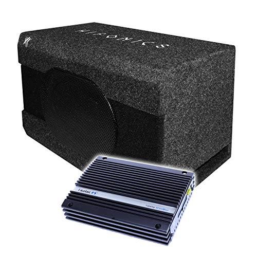 I-SOTEC Auto/KFZ Plug & Play Upgrade Soundsystem (Subwoofer+Endstufe) VSUB kompatibel für Ford