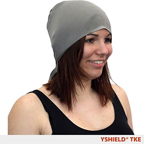 YSHIELD® Abschirmender Kopfschutz aus Silver-Elastic TKE | HF