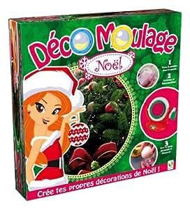 Splash Toys - 30455 - Loisir Créatif - Décomoulage - Décore ton Sapin de Noël