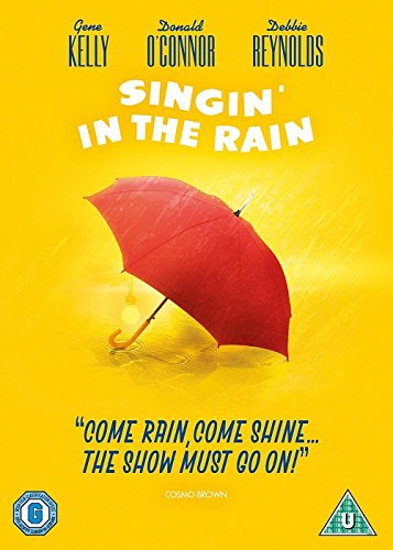 Singin' in the Rain [DVD] [UK Import] (Shop-dollar Kostüm Ideen)