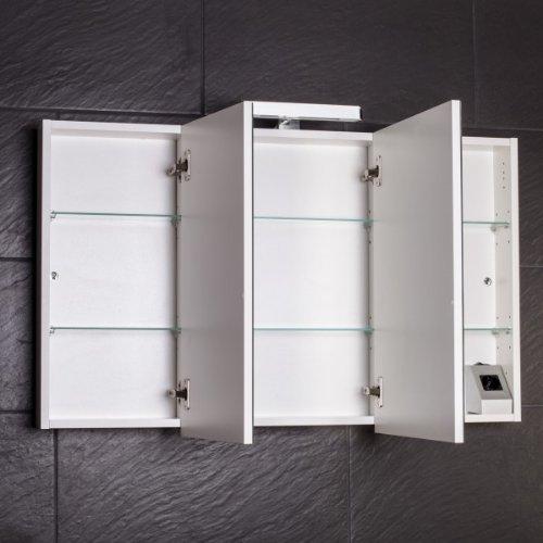 Spiegelschrank START – 100 cm - 2