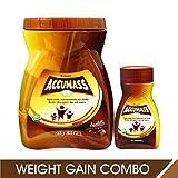 Accumass Weight Gainer Combo Pack (Granules 525Gm + Capsules 60Caps)
