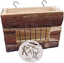 Happy Pet Raw de madera maceta