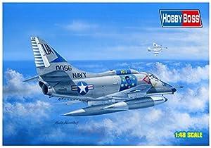 Hobbyboss 81764Kit de plástico Modelo a-4e Cielo Hawk, 1: 48Escala