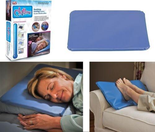 ooling Kissen Pad Gerät Einsatz Komfort Schlafsack Therapie As Seen on TV ()