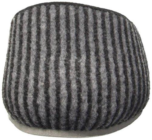 Leichte Pantoffel Hauspantoffeln Hausschuhe Größen 36-51 Unsisex Erwachsene Grau