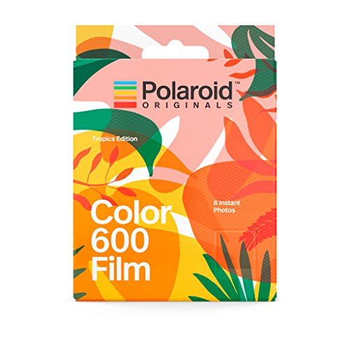 Polaroid Originals - 4848 - Sofortbildfilm Farbe 600 Tropics Limited Edition